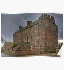 Drumburgh Castle Poster