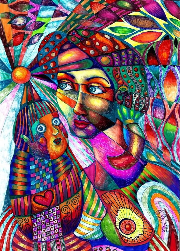 Reincarnational by Angelina Elander