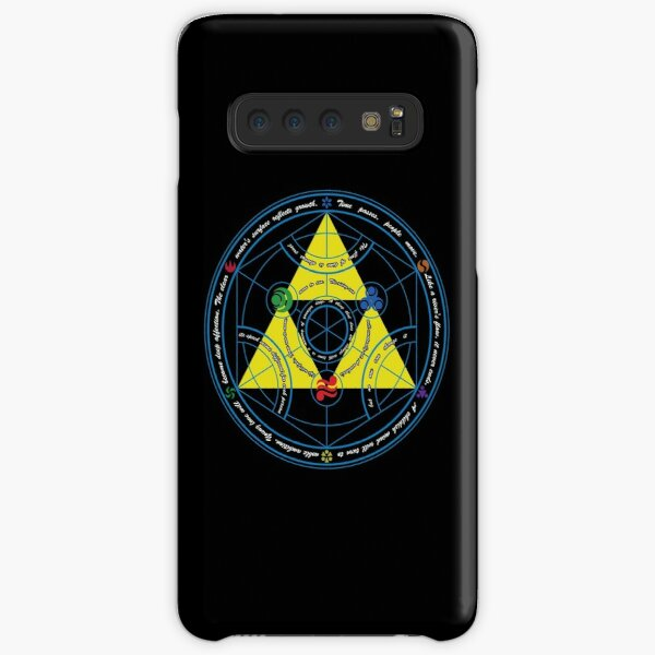 Transmutation of Time Samsung Galaxy Snap Case