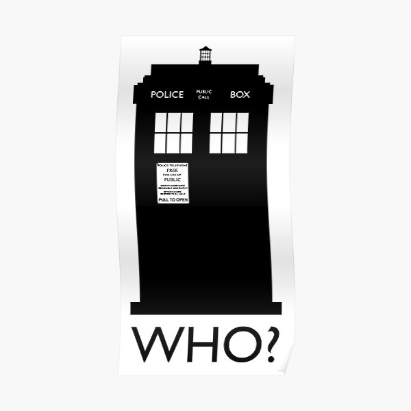 "Peter Capaldi Doctor Who Poster Mini 11/""X17/"""