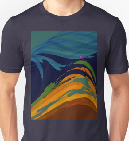 Man on a mountain T-Shirt
