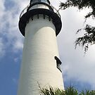 St. Simons Light by Julie's Camera Creations <><