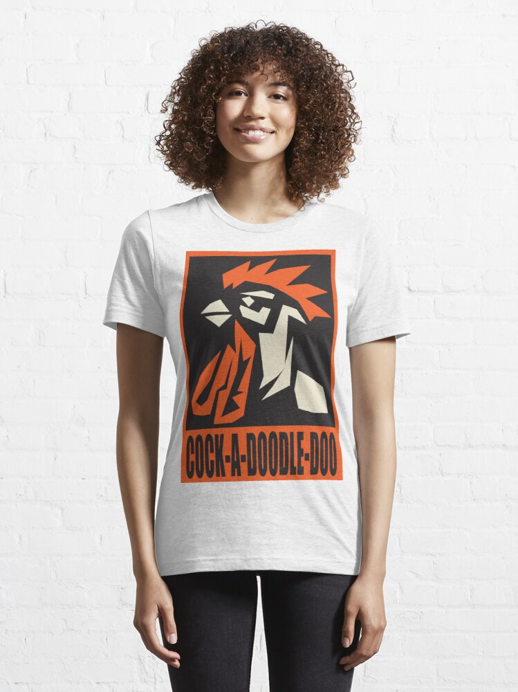 Alternate view of revolutionary rooster Essential T-Shirt