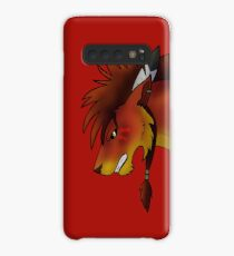 Red XIII Case/Skin for Samsung Galaxy