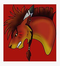 Red XIII Photographic Print