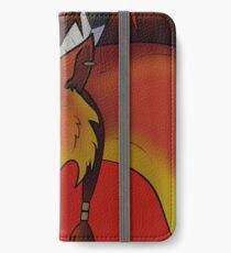 Red XIII iPhone Wallet/Case/Skin