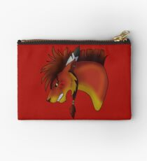 Red XIII Zipper Pouch