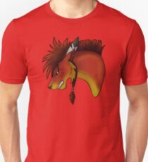 Red XIII Slim Fit T-Shirt