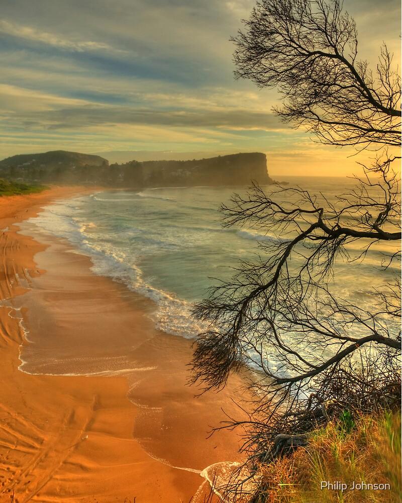 One Fine Day - Avalon Beach, Sydney Australia -The HDR Experience by Philip Johnson