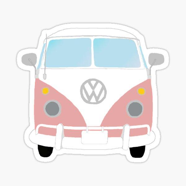 VW Surf Soul Surfer Car Van Sticker Decal Dub