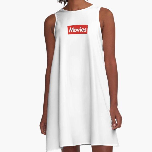 Movies A-Line Dress