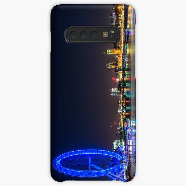 London Skyline at Night Samsung Galaxy Snap Case
