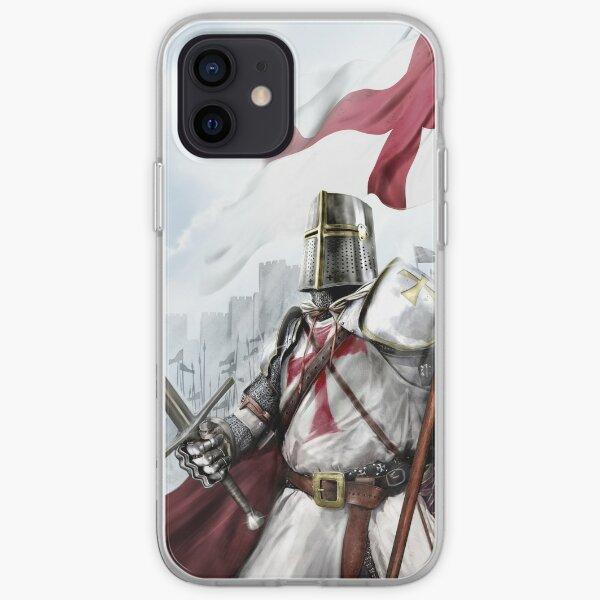 Templar Knight iPhone Soft Case