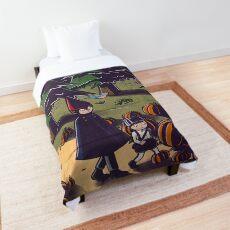 To Pottsfield Comforter