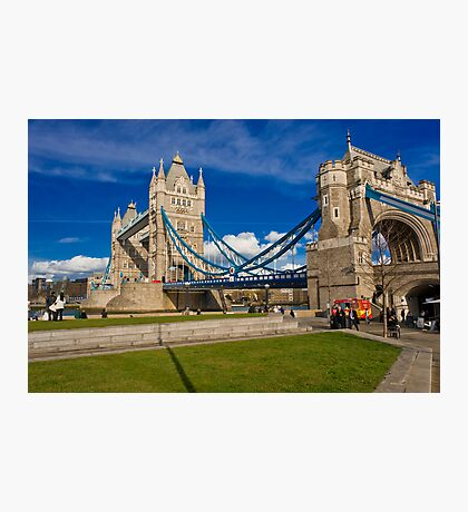 Tower Bridge: London, UK. Photographic Print