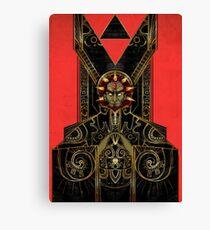 Ganondorf The Demon King Canvas Print