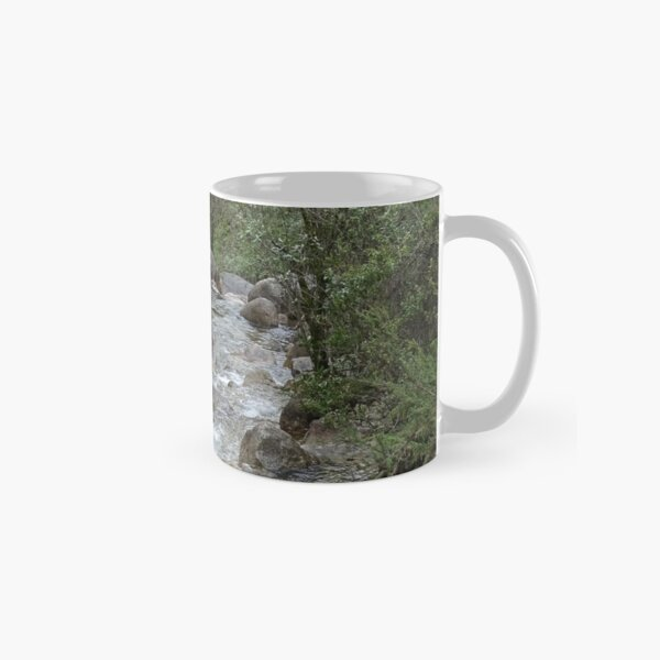Mountain stream Classic Mug
