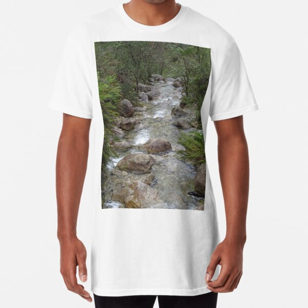Mountain stream Long T-Shirt