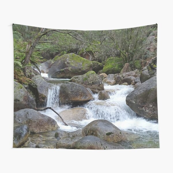Stream and falls Tapestry