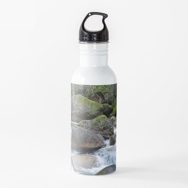 Stream and falls Water Bottle