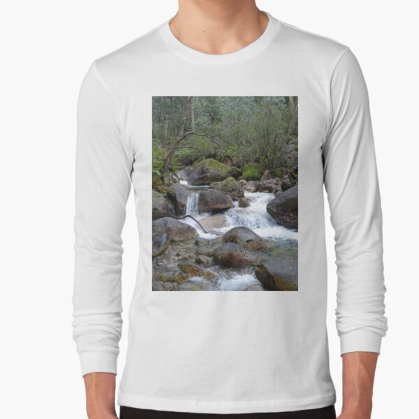 Stream and falls Long Sleeve T-Shirt