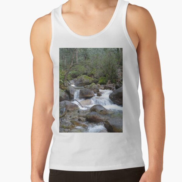Stream and falls Tank Top