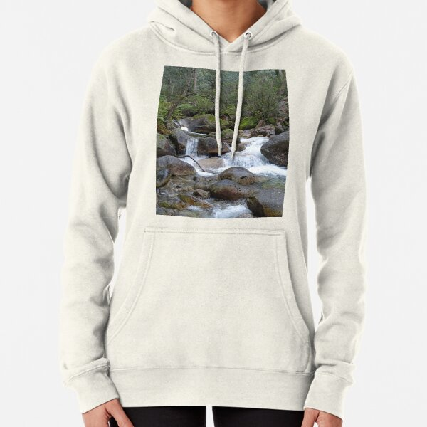 Stream and falls Pullover Hoodie