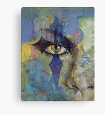 Gothic Art Canvas Print