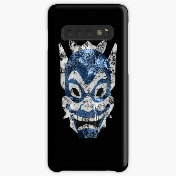 Blue Spirit Splatter Samsung Galaxy Snap Case
