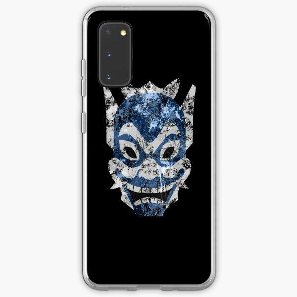 Blue Spirit Splatter Samsung Galaxy Soft Case