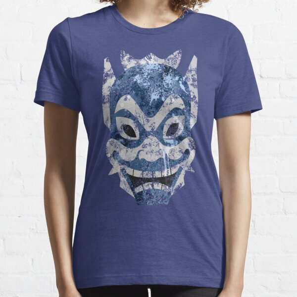 Blue Spirit Splatter Essential T-Shirt