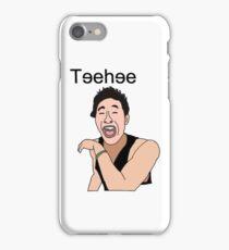 Teehee iPhone Case/Skin