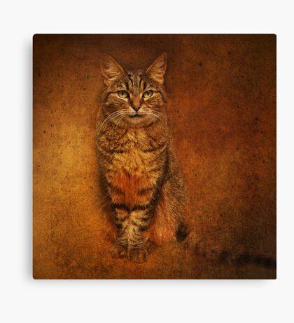 I sold the dog on ebay! Canvas Print