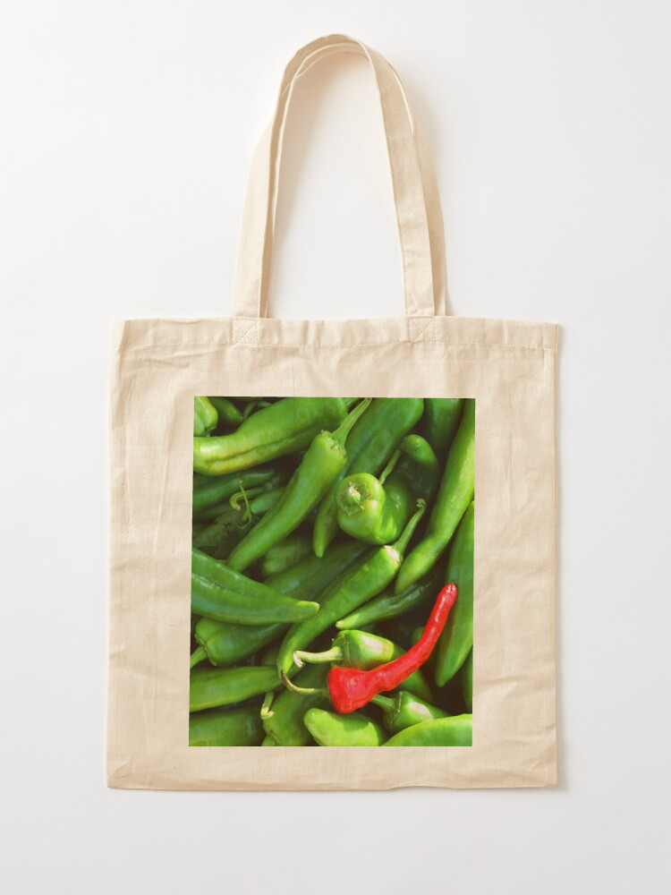 Alternate view of Red or Green Tote Bag