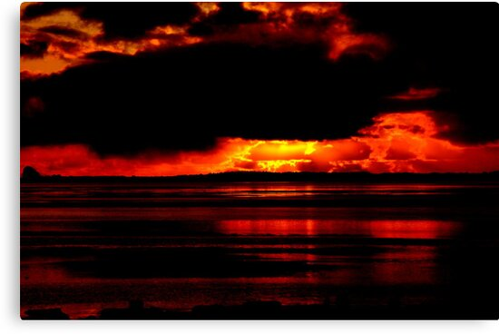 FIRE IN THE SKY by RoseMarie747