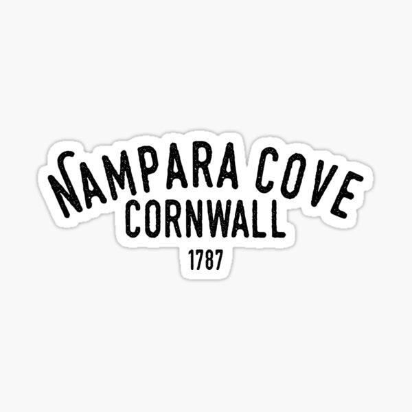 Poldark's Nampara Cove  Sticker
