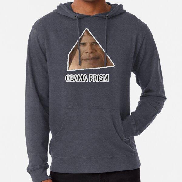OBAMA PRISM Lightweight Hoodie