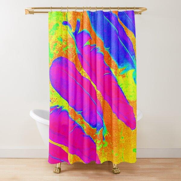 Raven Totem #3 Shower Curtain