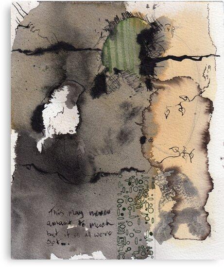 paper up the cracks by scott myst
