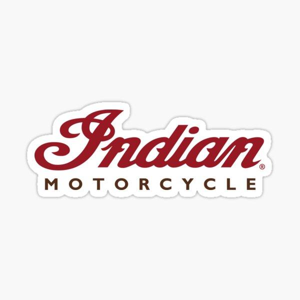 Logo de moto indienne Sticker