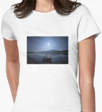 Moon over Lough Aubha T-Shirt