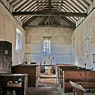 The Church at Coombes - West Sussex by dgbimages