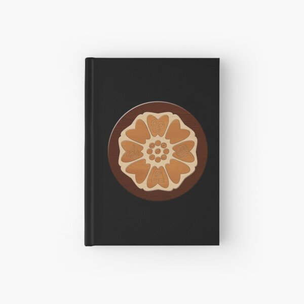 Order of the White Lotus Hardcover Journal