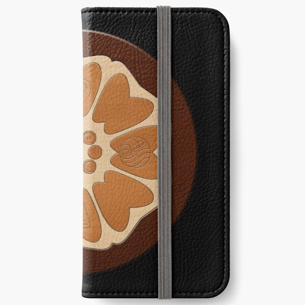 Order of the White Lotus iPhone Wallet