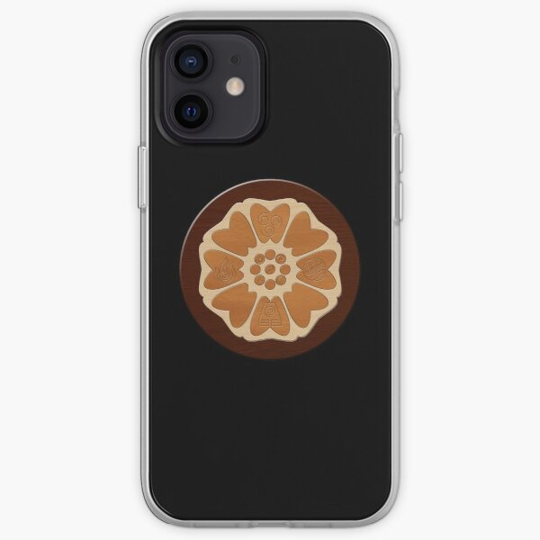 Order of the White Lotus iPhone Soft Case