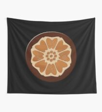 Order of the White Lotus Wall Tapestry