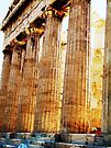 Parthenon Enhanced by RightSideDown
