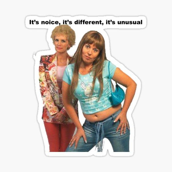 Kath and Kim Sticker
