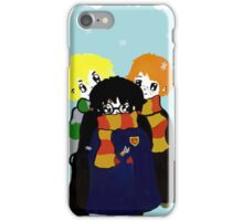 The Boys of Potter World iPhone Case/Skin