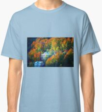 Bromont Resort in Autumn Classic T-Shirt
